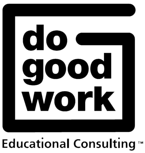 Do Good Work LLC Logo Black